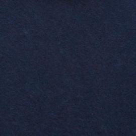 vilt donkerblauw  2mm 30,5 x 30,5 cm