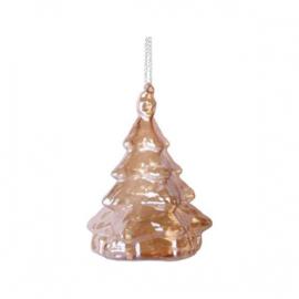 kerstboom hanger glas | ingar
