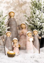 kerstbeeldje Nativity | M