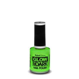 glow in the dark nagellak | groen
