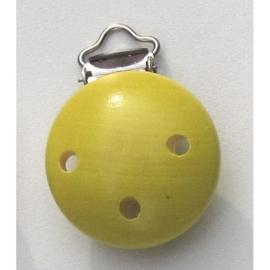 speenclip geel