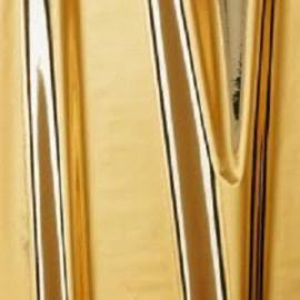 statische raamfolie goud/zilver
