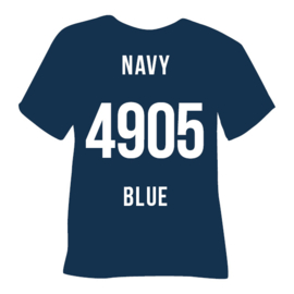 poli flex turbo marineblauw A4