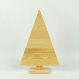houten kerstboom 37 cm