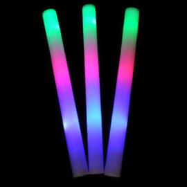 led foam stick | multicolour
