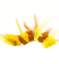 veren geel/oranje