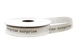 lint | surprise