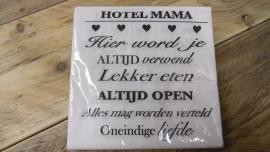Duni servetten | Hotel mama