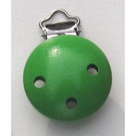 speenclip groen