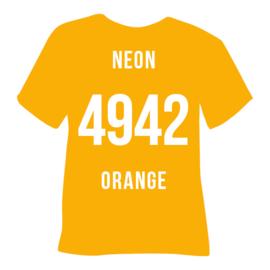 poli flex turbo neon oranje A4