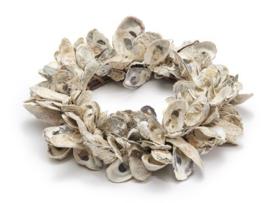 krans van oesterschelpen