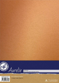 Aurelie Vintage Metallic Cardstock Nostalgic Gold