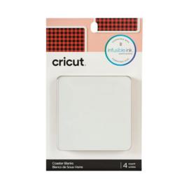 cricut vierkante onderzetters