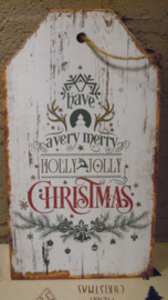 tekstbord have avery merry christmas