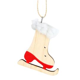 hanger schaats hout