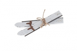 houten ski's wit 15 cm
