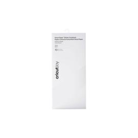 Cricut Joy ™ Smart Paper ™ stickerkarton, wit