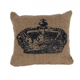 small crown pillow