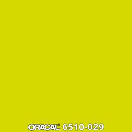 vinyl fluor geel 50 x 30,5 cm