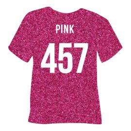 poli flex pearl glitter | pink