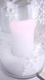 statische raamstickers | sneeuwvlokken
