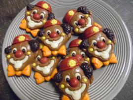 chocolade clowntjes