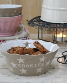 kom cookies taupe star