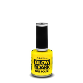 glow in the dark nagellak | geel