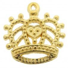 bedel kroon | goudkleurig