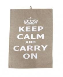 theedoek   keep calm...