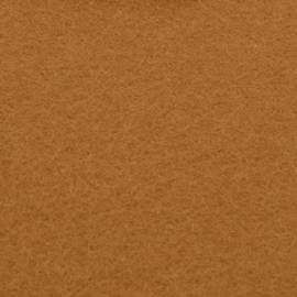 vilt lichtbruin  2mm 30,5 x 30,5 cm