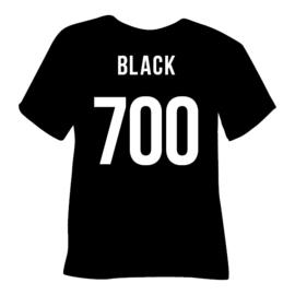 flock poli-tape tubitherm | zwart