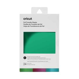 cricut foil transfer sheets   Jewel