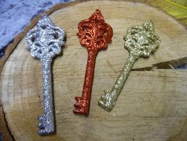 glitter sleutel