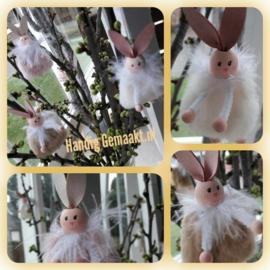 stoffen konijntjes