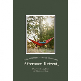 geurzakje afternoon retreat | bridgewater