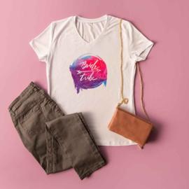 Dames t-shirt | cricut