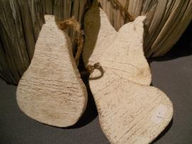 houten hanger peer