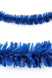 pvc slinger kobalt blauw