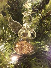glazen knijper engel
