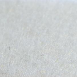 vilt wit  2mm 30,5 x 30,5 cm