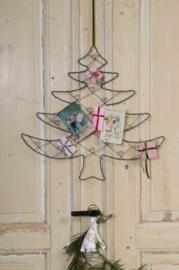 kaartenhanger kerstboom