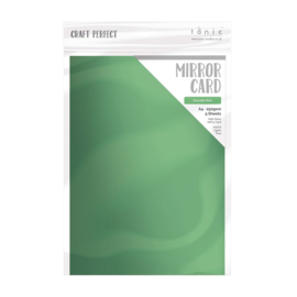 Tonic Studios • Craft perfect mirror card smooth mint