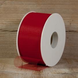 tule rood 5 cm breed