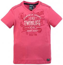 T-shirt met print coral | TWINLIFE