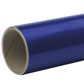 Ultra glitter vinyl | royal blue