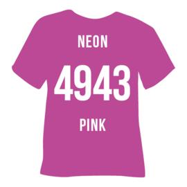 poli flex turbo neon pink A4