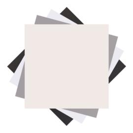 Cardstock Sampler, Basics - 30 x 30 cm