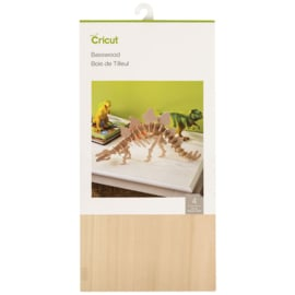 cricut basswood 15 x 30,5 cm