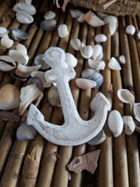 mini houten anker